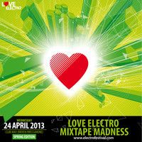 TAI - LOVE ELECTRO FESTIVAL - Exclusive Mixtape by TAI on SoundCloud