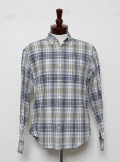 J. Crew Long Sleeve Shirt Plaid M NWT Men's $24.99 #Fashion #Style #Deal