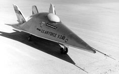 Experimental Military Aircraft | Martin X-24B, Experimental Aircraft, Odd Planes, United States Air ...