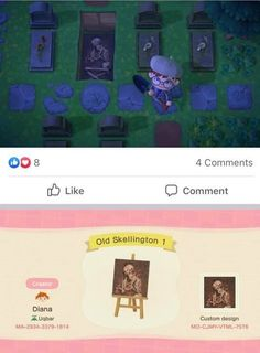 Animal Crossing Guide, Animal Crossing Qr Codes Clothes, Animal Games, My Animal, Skellington, Creepy Animals, Film Manga, Pirate Island, Motifs Animal