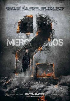 Los más duros de nuevo juntos  http://www.sensacine.com/peliculas/pelicula-186189/  #SensaCine #LosMercenarios2