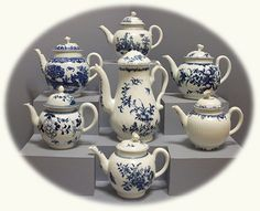 antique english porcelain