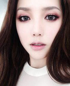 Park Hye Min Ulzzang - 박혜민 포니 - Korean makeup artist - Pony beauty diary.