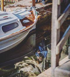 Fisherman relax #sea #mar #relax #paz #holidays #mediterranean #Mallorca #portocolom #barco #maritim #fisherman #fotografiamallorca #mallorcaphotographer #Reflexion #seareflexion #reflejodelmar #wonderfullife #holidays #holidaysbythesea #holidaysphotos #composition