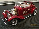 User Gallery Pictures - 1932 Ford Street Rod -- Plastic Model Car Kit -- 1/24 Scale -- #850882