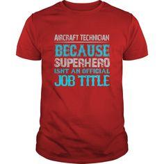 Aircraft Technician T-Shirts, Hoodies. VIEW DETAIL ==► https://www.sunfrog.com/Jobs/Aircraft-Technician-Shirt-Red-Guys.html?id=41382