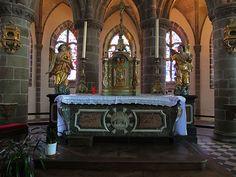 Autel, Notre Dame de Granville