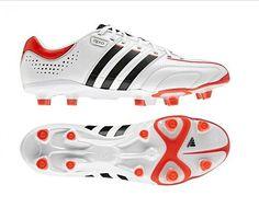 pretty nice 408ce 1de01 Adidas Voetbalschoen 11 pro Wit Rood Soccer Shoes, Womens Soccer Cleats, Trx,  Link