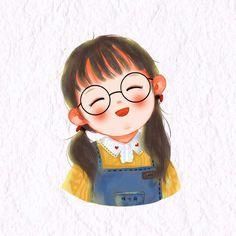 Cartoon Girl Images, Girl Cartoon Characters, Cute Cartoon Drawings, Cute Cartoon Pictures, Cute Cartoon Girl, Cute Love Cartoons, Girly Drawings, Cartoon Girl Drawing, Anime Girl Drawings