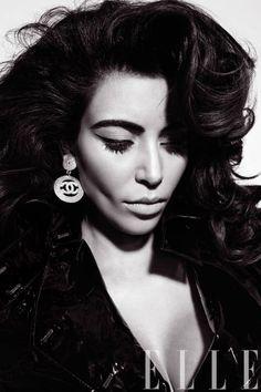 Kim Kardashian par Nicola Formichetti