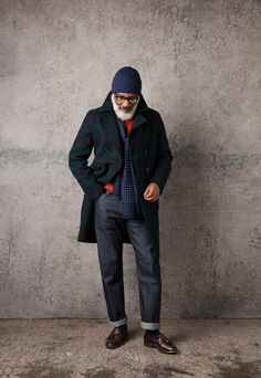 Drake's, the high-end British menswear brand, has turned to its roots for inspiration for an FW16 line ready for both the great outdoors and the men's club.