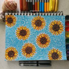 Zentangle Art Dibujos Acuarela 56 Ideas # Doodle Art Acuarela Art ArtDrawingsharpie Dibujos doodle art for beginners Ideas Zentangle Sharpie Drawings, Sharpie Art, Pencil Art Drawings, Art Drawings Sketches, Sharpie Doodles, Sharpies, Doodle Art Drawing, Mandala Drawing, Drawing Ideas