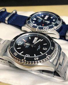 316l Stainless Steel, Stainless Steel Bracelet, Seiko Alpinist, Orient Watch, Double Lock, Watch Companies, Audemars Piguet, Automatic Watch, Watch Bands
