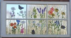 Panes of Art, Barn Quilts, Hand Painted Windows, Window Art ...