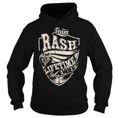 Team RASH Lifetime Member (Dragon) - Last Name, Surname T-Shirt