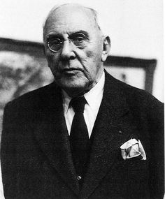 Hoffmann Josef Йозеф Хоффманн основатель Wiener Werkstätte (позднее WITTMANN)