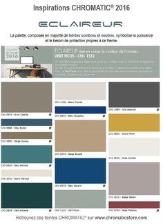 Finalisez votre projet peinture en vous rendant dans l'un de nos points de vente partenaires.Trouvez votre distributeur sur www.chromaticstore.com #inspiration #couleurs #peinture