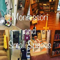 I noticed I've done a lot of book posts lately, so I thought I'd step back and talk about Montessori at home again. As Noora is now 16 months, fully mobile and into everything, she's everywhere and in everything. And as I was looking for ideas for her, I realized that every other blog I've seen feat