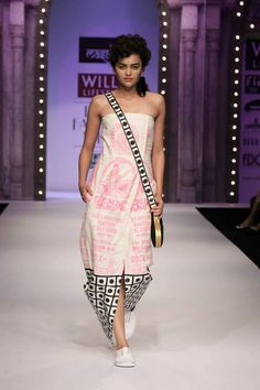 Masaba Gupta - WIFW SS'14