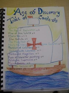 Age of Discovery Table of Contents Physical Education Middle School, Middle School Literacy, Ninth Grade, Seventh Grade, Classical Education, Waldorf Education, Age Of Discovery, 8th Grade Science, School Grades