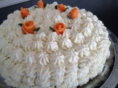 Morotstårta 1