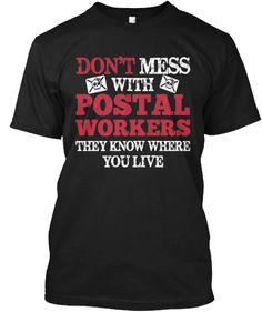 59d298304 Funny Postal Worker Gear | Teespring Office Humor, Work Humor, Beer Shirts,  Funny