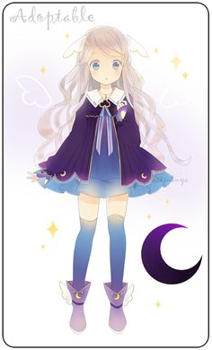 Adoptable Auction [CLOSED] by hitsukuya.deviantart.com on @deviantART