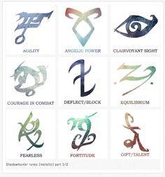 Runes..