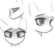 Head sketches by CrutonArt on DeviantArt