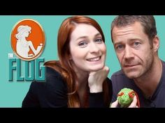 The Flog is one of my new favorite internet things. Felicia Day and Colin Ferguson Crochet Together!