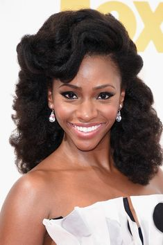 Teyonah Parris at the- 67th Annual Primetime Emmy Awards