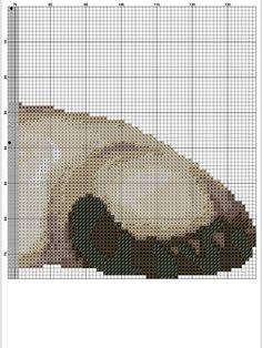 CHAT - BRODOUILLE Cross Stitch Embroidery, Cross Stitch Patterns, Needlepoint, Needlework, Tapestry, Diamond, Crochet, Baby, Crafts