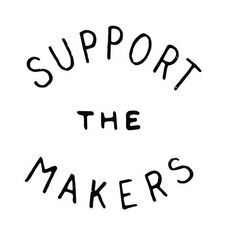 Support the makers - www.instawall.nl