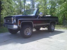 Lets see them topless ! - Page 11 Lifted Chevy, Chevy Trucks, K5 Blazer, Antique Cars, Passion, Let It Be, Vintage Cars