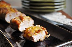 Little B Cooks: Chronicles from a Vermont foodie: Orange Marmalade Roasted Pork Loin