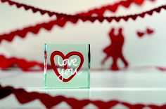 A wonderful way to say I love you Say I Love You, Love Gifts, Paper Weights, Romantic, Romance Movies, Romantic Things, Romance
