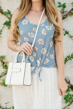 Daisy Top / Lace Ski