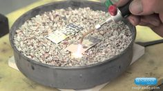 How to reticulate Silver