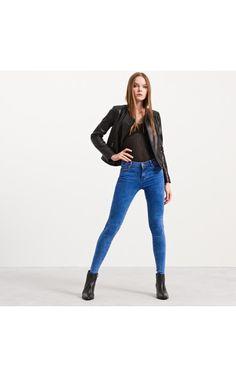 Jeansy slim fit, JEANSY, niebieski, RESERVED