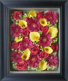 Different ways to preserve wedding flowers. #wedding #flowers #preservation