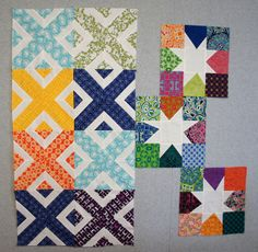 Quilt Journey by Cut To Pieces, via Flickr