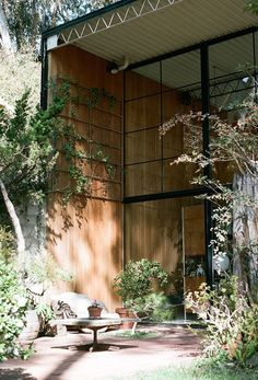 Backyard vibes. @The Coveteur