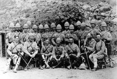 2nd Battalion, Seaforth Highlanders (Ross-shire Buffs, The Duke of Albany's), Black Mountain Expedition, 1888.