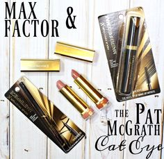 Max Factor is BACK + How To Get a Cat Eye by Pat McGrath