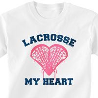 ChalkTalkSPORTS t-shirts exemplify your passion for lacrosse! Our rugged 100% cotton t-shirts are built for comfort and to last.