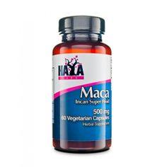 Haya labs maca екстракт от Мака за добро настроение