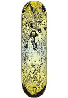 Creature Partanen-Rumble-Series - titus-shop.com  #Deck #Skateboard #titus #titusskateshop