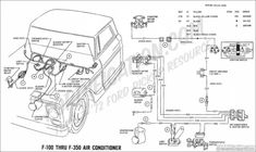 Ford F 250: Looking for a complete vacuum diagram for a