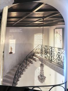 Monochrome, House Ideas, New Homes, Stairs, Home Decor, Stairway, Decoration Home, Monochrome Painting, Room Decor