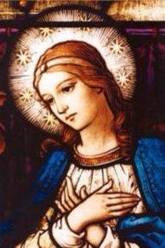 .Virgin Mary